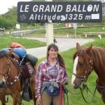 Wanderritt von Todtmoos Au via Elsass in die Vogesen