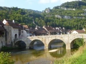 Von Todtmoos zum Doubs Jura