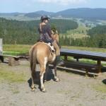 Blick nach Bernau